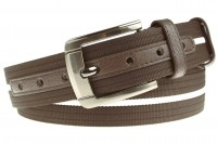 Webbed belt model PW03